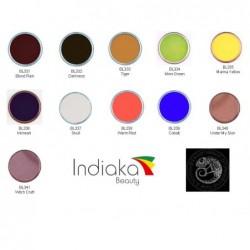 Kiomi Aquacream Aerografo - Airbrush  Make Up - Maquillaje Colores Fantasia -Mate 30ml