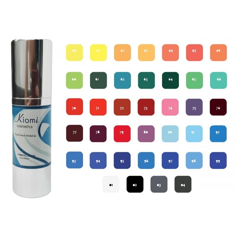 kerling-kiomi-aquacream-makeup-maquillaje-fluido-colores-fantasia-color-chart