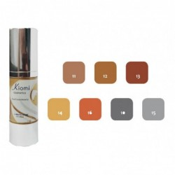 kerling-kiomi-aquacream-maquillaje-fluido-colores-brillo-metallic-makeup-color-chart