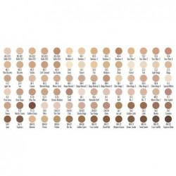 bennye-matte-hd-foundation-base-maquillaje-crema-alta-definicion-color-chart