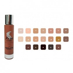 Kiomi Aquacream Para Aerografo - Airbrush Make Up - Maquillaje Colores - Mate 30ml