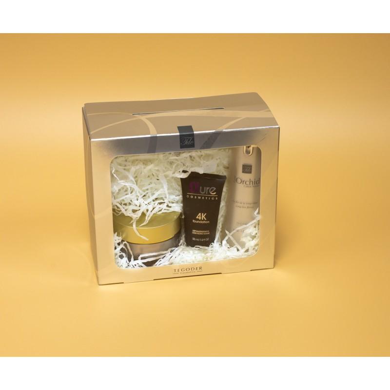 tegoder-aure-cosmetics-pack-regalo-gold-orchid-base-maquillaje-4kfoundation